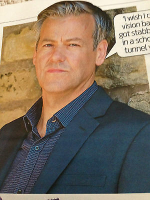 Uk Weekend Magazine - Rupert Graves - Jenny Agutter - Bel Powley - Bertie Carvel
