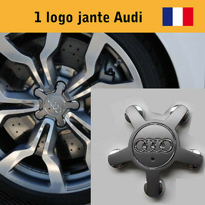 logo jante audi x4 centre de roue cache moyeu insigne cusson a1 a3 a4 a5 a6 eur 17 10. Black Bedroom Furniture Sets. Home Design Ideas