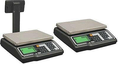 Dibal price computing digital retail shop scales. 100% Legal. TRADE APPROVED