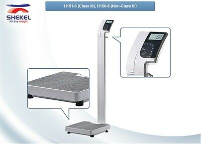 Medical Physician Weighing Scale Class III approved waist level display