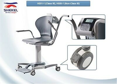 Medical Physician Weighing Scale Class III Approved Chair Scales NEW