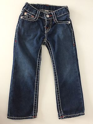 True Religion Boys Jeans, Size Age 4, Slim Fit, Denim, Vgc
