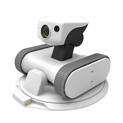 Appbot Riley IP Camera CCTV Wifi Controlled Security moving smartphones links