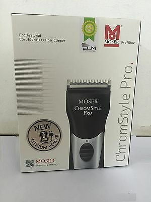 Moser ChromStyle Pro Hair Clipper 1871-0071 Genuine New