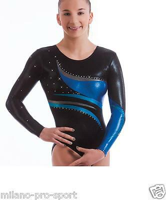 Kendal Long Sleeved Leotard by Milano Pro Sport, Code 150701