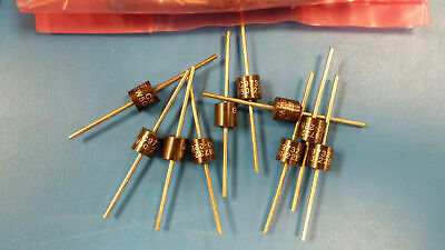 (100 PCS) BZW50-22B STMICRO Diode TVS Single Bi-Dir 22V 5KW 2-Pin Case R-6
