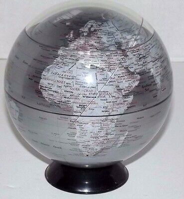 Water filled Earth Globe 5""