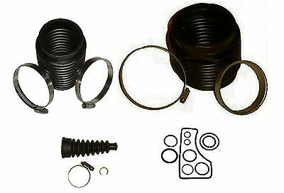 Transom Bellows Kit for Mercruiser Bravo replaces 86840A05, 18654A1, 74639A2