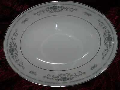 Wade Fine Porcelain China Diane Oval Serving Dish Price Reduced