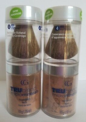 TruBlend Micro Minerals Foundation by Covergirl #22