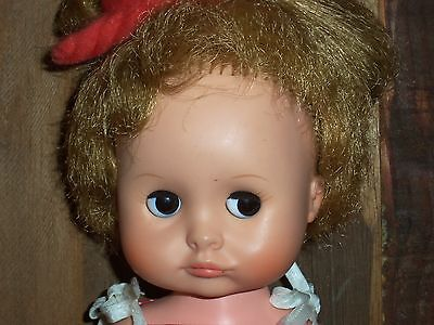 "Vintage  American Character 13"" Doll"