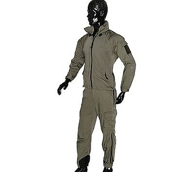 Airsoft AC-237 PCU Level 5 Jacket & Pants in Army Green