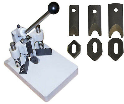 Heavy Duty Corner Rounder/Cutter 3 dies,1/4,3/8,1/2 Cutting Thick,Aluminum Plate