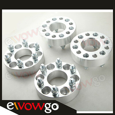 4PC For Toyota 50mm Wheel Spacers 6x139.7 | 6 Lug Trucks SUV Offroad Billet