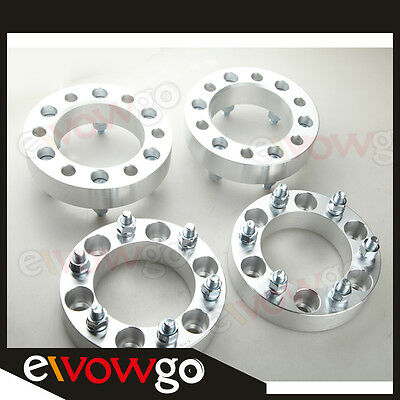 4PC 38mm For Toyota Wheel Spacers Fits 4 Runner FJ Cruiser Pickup Tacoma Tundra