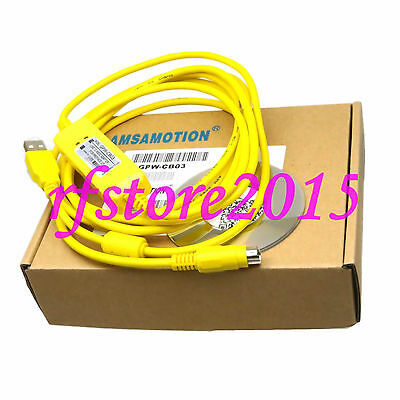 GPW-CB03 PLC Cable for GP Proface Download Cable USB To RS232 VISTA WIN7 XP
