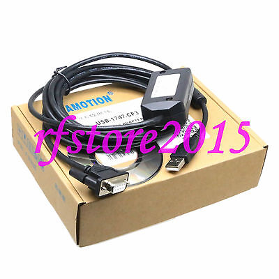 USB-1747-CP3 PLC Cable for Allen Bradley AB SLC 5/03-5/04-5/05