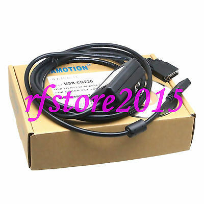 USB-CN226 PLC Cable for OMRON CS/CJ CQM1H CPM2C PLC USB adapter