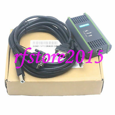 6GK1571-0BA00-0AA0 PLC Cable for SIEMENS S7-300 6ES7 972-0CB20-0XA0