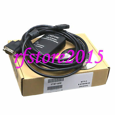 1747-UIC PLC Cable for Allen Bradley AB USB to DH485 USB to 1747-PIC
