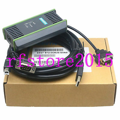 6ES7972-0CB20-0XA0 PLC Cable for Siemens S7-200/300/400