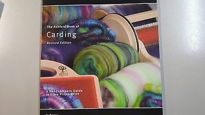 The Ashford Book of Carding by Jo Reeve 100 pages