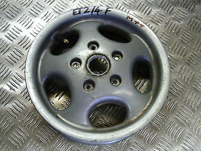 M77 Piaggio Vespa Et2 Et4 Front Wheel Rim Free Uk Post