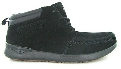 SKATE SCHUHE DVS Topo black leather US 9 / EUR 42.5