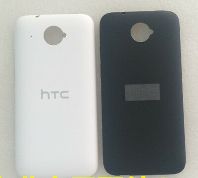 Original battery door cover For HTC Desire 601 black/white back rear housing