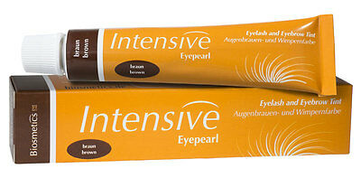 Professional Intensive Eyelash & Eyebrow Tint Dye All Colours 20ml- 30applic