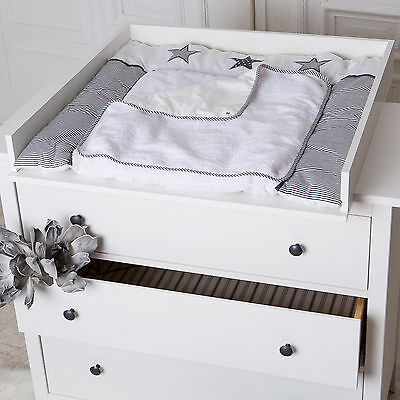 Changing top for IKEA Hemnes chest of drawers (white) (without dresser)