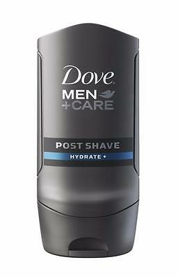 ** Dove Men + Care Post Shave Balm Hydrate+ 100Ml New ** Relieves Irritation