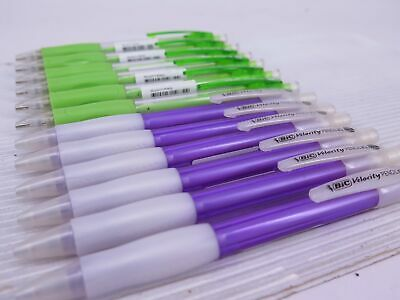 12 x Bic Velocity Mechanical Pencil 0.9mm HB Assorted 4672