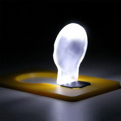 LED Portable Credit Card Night Light 1W