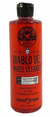 Chemical Guys Diablo Wheel Cleaner Gel 473ml Felgenreiniger Felgen
