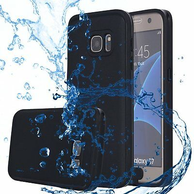 TPU Shockproof Waterproof Dirt Proof Case Case For Samsung Galaxy S7 Edge / S7
