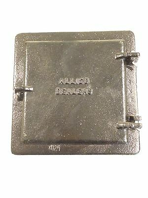 Allied Dealers Cast Iron 8X8 Clean-Out Door