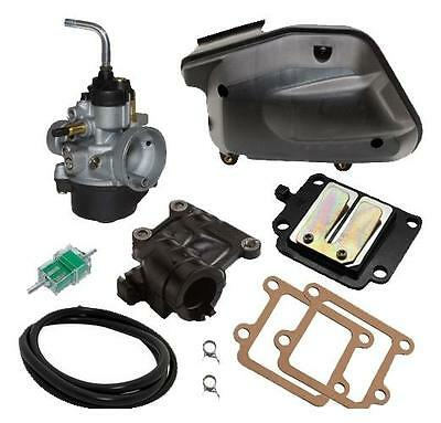 Carburateur type origine pour scooter yamaha bws mbk booster 2004 complet neuf