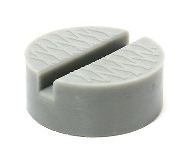 Single Universal GRAY Floor Pad Jack Disk Adapter Pinch Weld Sides JACKpad Puck