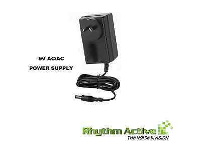 9V 2000MA AC/AC POWER SUPPLY - 9 VOLT 2AMP 2A 2-amp WALL ADAPTER 240V AUS 2.1mm