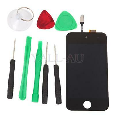 LCD Screen Replacement Digitizer Assembly for iPod Touch 4th 8G 16G Black