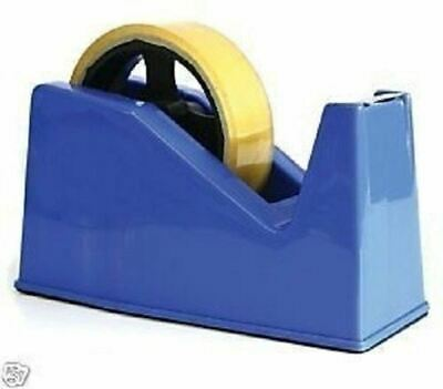 Desktop Office Heavy Duty Heavy Weight Sellotape Cellotape Tape Dispenser Holder