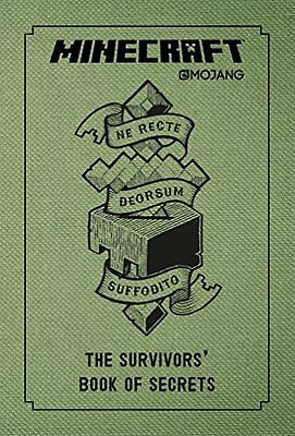Minecraft The Survivors Book of Secrets - null - New Hardcover Book