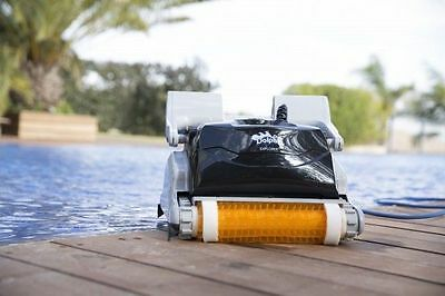 Dolphin Explorer Auto Pool Cleaner Plus - Automatic Robotic Pool Cleaner