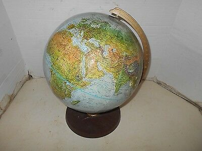 Vintage Collectible world globe