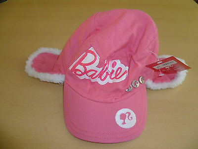 Bnwt Barbie Knit Deer Hat Childs One Size
