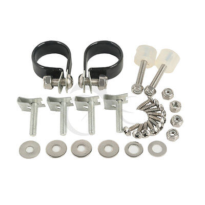 Lower Vented Fairings Mounting Clip For Harley Touring Electra Glide Road King