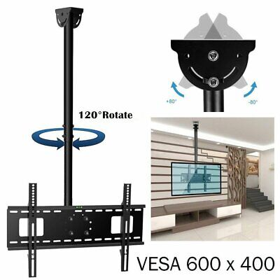 Full Motion TV Wall Mount Bracket 24 30 37 40 42 47 50 52 55 60 65 70 75 80inch