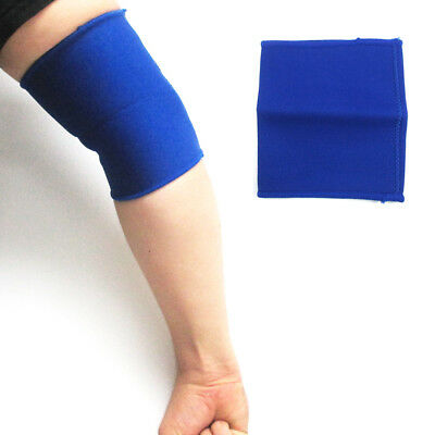 Elbow Brace Compression Support Sleeve Neoprene Tennis Sports Pain Relief S M L