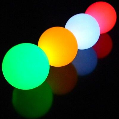 LED Juggling Ball - Choice of Colours - Glow Ball Juggling - Batteries Included
